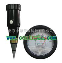 土壤酸度水分計/土壤酸濕度計/土壤酸堿度計/便攜式土壤酸度計ZH6085