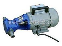 WCB系列微型输油泵