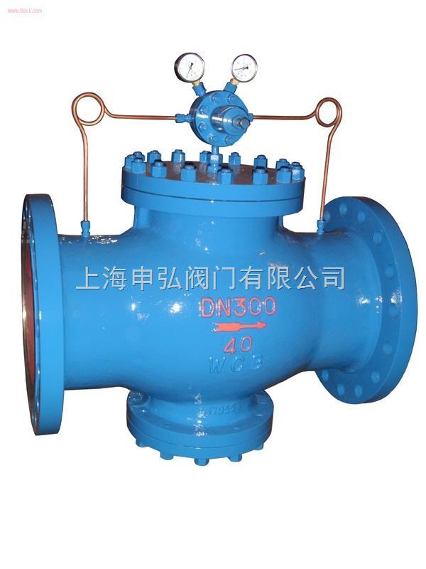 超大口径气体减压阀