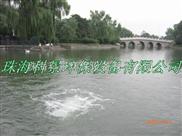 推流曝气机应用于污水防臭治理