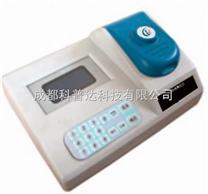 KQD-340餘氯總氯檢測儀