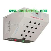 红外线测温仪/立式式红外体温计 多探头 型号:ZHW-6A