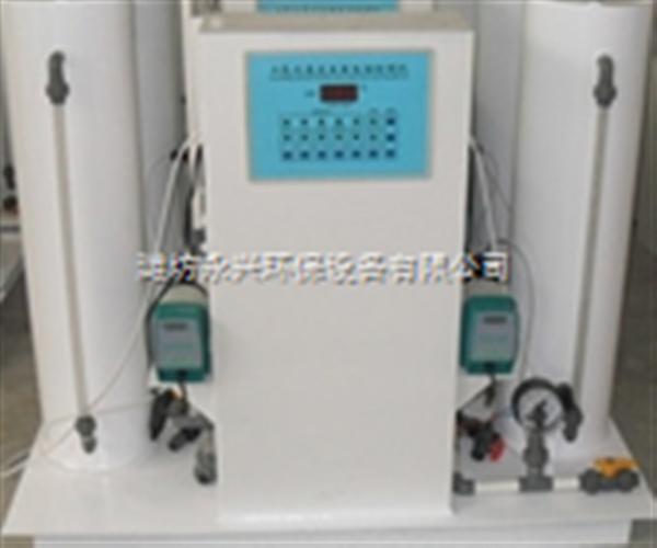 西藏二氧化氯发生器