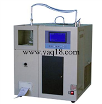 全自动原油馏程测定仪 油品馏程测定仪