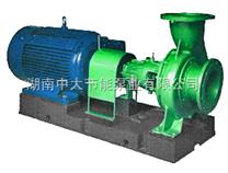 湖南中大水泵长沙ZA泵长沙ZA25-25-250型化工流程泵