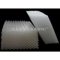 蜂窝斜管填料、聚丙烯斜管填料、纤维束挂钩填料厂家