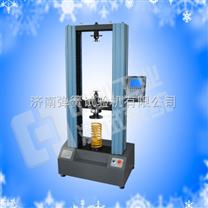 揚州5噸橡膠鋼板疊層彈簧壓力測試儀、南京20KN橡膠疊層彈簧拉伸試驗機