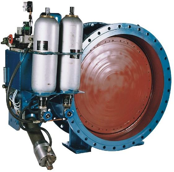 上海奇众阀门制造有限公司 水力控制阀 其他水力控制阀 > 蓄能器式液图片