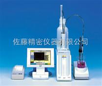 京都电子 双通道自动电位滴定仪AT-610