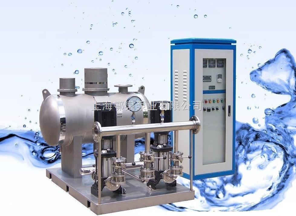 無負壓變頻供水設備|小區供水係統