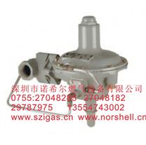 一级代理原装进口天燃气减压阀煤气调压器