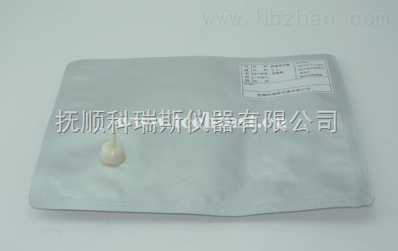 气体采样袋 铝膜气袋 铝塑复合膜气体袋 气体采样 采样袋 8L 单阀