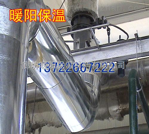 河北专业镀锌铁皮保温管道工程