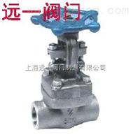 Z61W/Y-16p不锈钢焊接闸阀