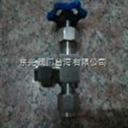 卡套式针型阀,角式针型阀,卡套角式针型阀J94W/H