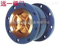 HC41X-16消聲止回閥,消聲法蘭止回閥,鑄鐵消聲止回閥-價格