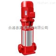 XBD-I立式多级管道离心消防泵