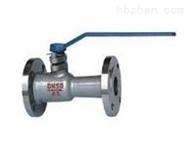 Q41M/PPL不鏽鋼整體高溫球閥