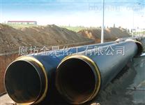 大同市新荣区供热地下直埋式保温管价格,硬质聚氨酯防水保温管厂家