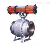 四氟密封氣動球閥