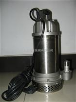 QDX不锈钢304清水清水电泵/潜水泵