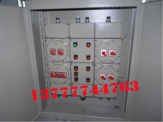 BSG防爆配电柜/户外使用防爆配电柜价格