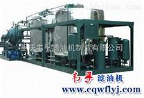 再生滤油机/ZLY废机油再生滤油机、真空脱色,脱气滤油机 韦孚标准造