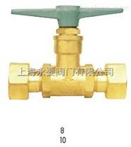 QJT200-8/10上海永要仪表直通截止阀