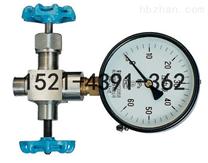J19H压力表三通针型阀