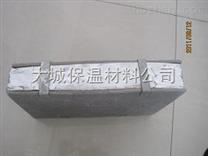 建筑墙体竖丝防火岩棉复合保温板+A级防火玻镁复合板生产价格