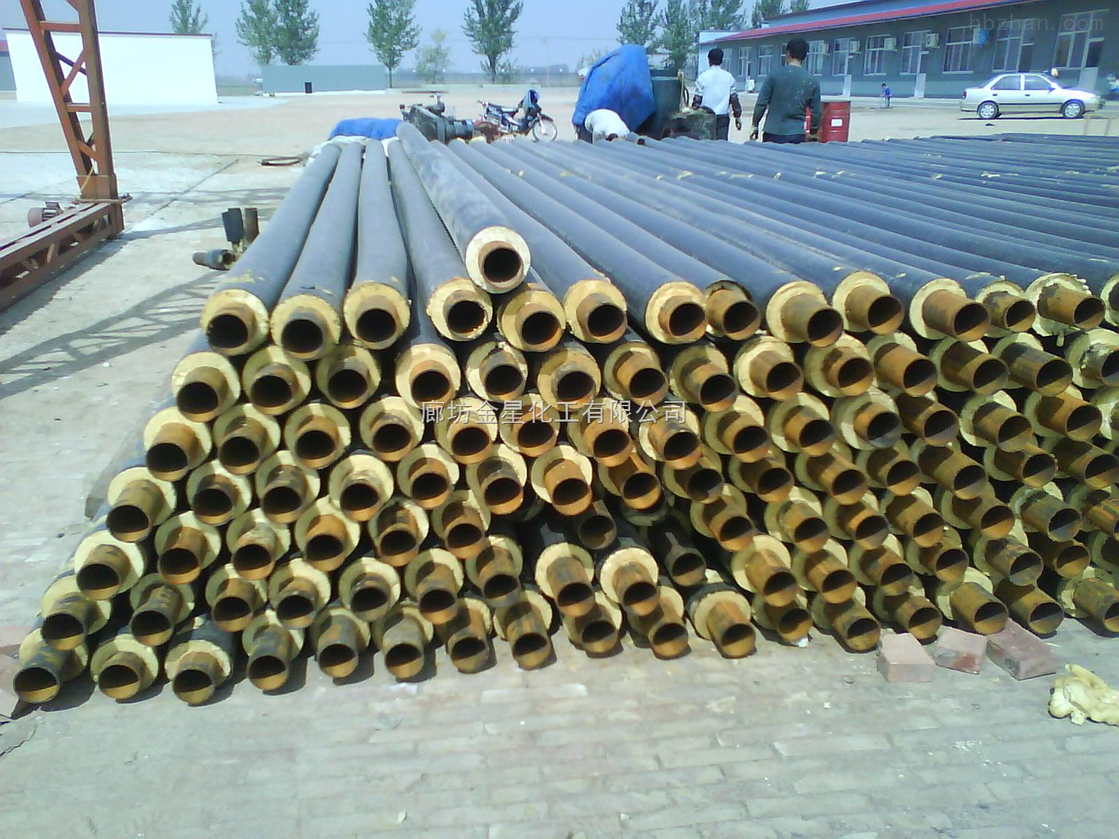 平安縣預製聚氨酯泡沫塑料保溫管每米價格(CJ/T114-2000)