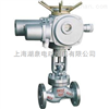 上海湖泉 J941电动法兰截止阀