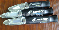 自動溫度補償型防水功能手持折射儀(α 系列