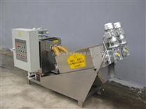供应动片螺旋式污泥脱水机100-2