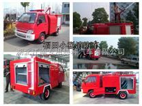 厂家直销装水1.5吨福田小型消防洒水车图片