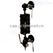 X49H型锅炉平板水位计-磁翻柱液位计-上正电磁阀