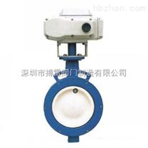 WBEX(D972X)電動單偏心對夾式蝶閥