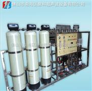 佛山裏水工業離子交換柱反滲透處理機 離子交換純水機