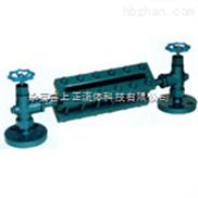 HG5-1365-80透光式玻璃板液位計-磁翻柱液位計-上正電磁閥