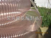 木工机械专用软管耐腐蚀钢丝波纹螺旋软管通风除尘专用