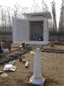 气象仪器工地专用木质百叶箱