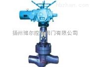 一体化电动闸阀J941H-25 DN250, J941H-40 DN50