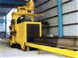厂家供应H型钢抛丸清理机 型材通过式抛丸清理机 方钢抛丸清理机
