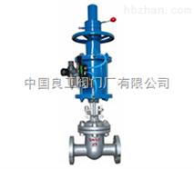 Z641H氣動閘閥,鑄鋼氣動閘閥、法蘭不鏽鋼氣動閘閥