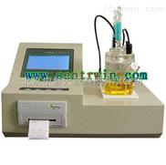 全自动微量水分测定仪/卡尔菲休库仑水分仪