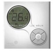 江森液晶风机盘管温控器