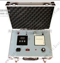 江蘇連雲港安利室內空氣檢測儀,安利逸新淨化器專用檢測儀