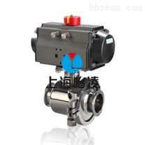 Q681F氣動衛生級球閥