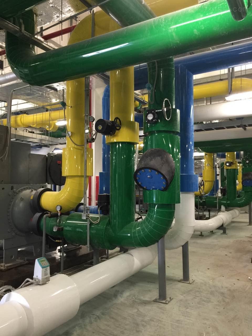 管道保温专用外护PVC成型系统