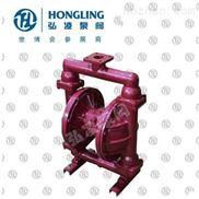 QBY-100铸铁气动隔膜泵